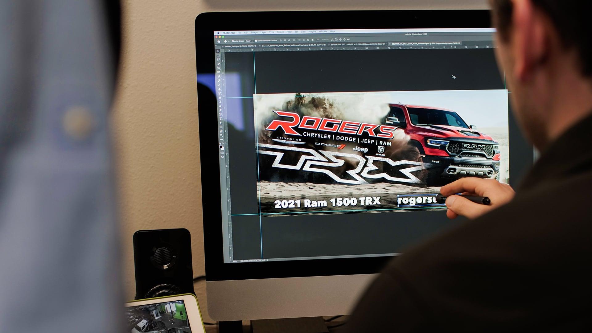 Jeda Media Graphic Design